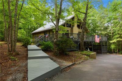 Lake Lure NC Single Family Home For Sale: $249,000