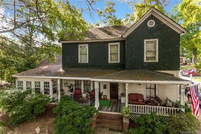 Mooresville Single Family Home For Sale: 234 Academy Street