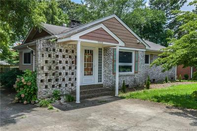 Charlotte Single Family Home For Sale: 2508 Hilliard Drive