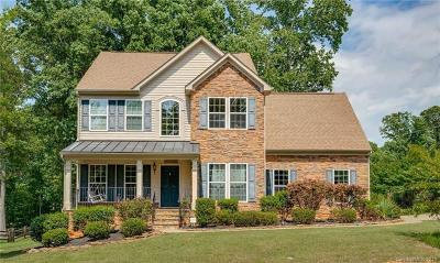 Lake Wylie Single Family Home For Sale: 329 Squirrel Lane