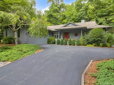 Brevard Single Family Home Under Contract-Show: 712 Deerlake Road