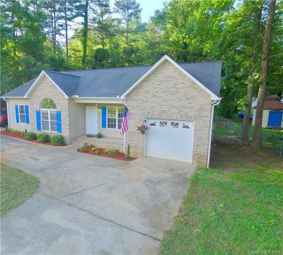 China Grove Single Family Home Under Contract-Show: 530 Mt Moriah Church Road