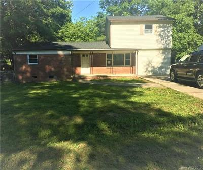 Gastonia Single Family Home For Sale: 3014 Curtis Street