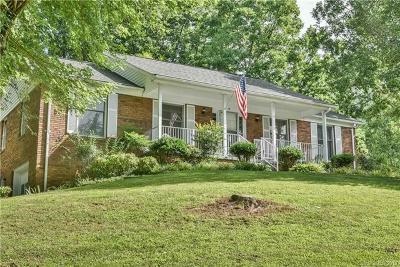 Asheville Single Family Home For Sale: 101 Black Oak Drive