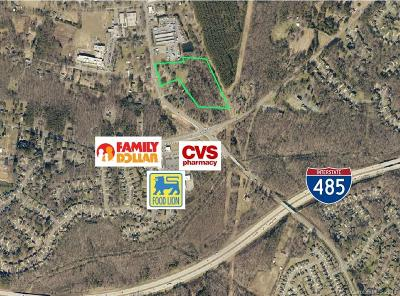 Huntersville Commercial For Sale: 9102 Beatties Ford Road