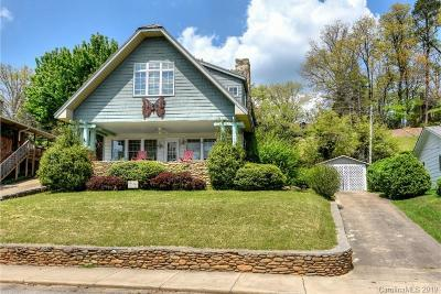Haywood County Single Family Home Under Contract-Show: 115 Chapel Drive
