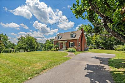 Candler Single Family Home Under Contract-Show: 709 Bryson Road