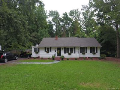 Anson County Single Family Home For Sale: 610 N Pine Lane