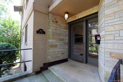 Charlotte Condo/Townhouse Under Contract-Show: 2427 Vail Avenue #B-16