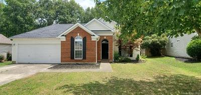 Indian Trail Single Family Home Under Contract-Show: 3502 Braefield Drive