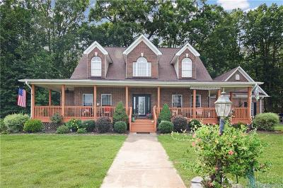 Maiden Single Family Home For Sale: 3784 E Maiden Road