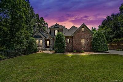 Lake Wylie Single Family Home For Sale: 804 Cooks Cove Ridge