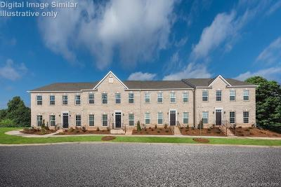 Mint Hill Condo/Townhouse For Sale: 8814 Granby Hill Road #1010D