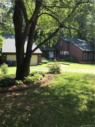 Mooresville Single Family Home For Sale: 148 Yeoman Road
