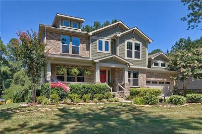 Mooresville Single Family Home For Sale: 254 Bells Crossing Drive