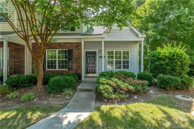 Charlotte Condo/Townhouse Under Contract-Show: 8170 Rudolph Road