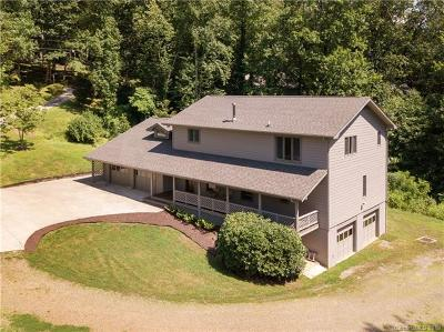 Haywood County Single Family Home For Sale: 200 Crescent Drive