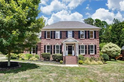 Weddington Single Family Home For Sale: 1167 Carole Court