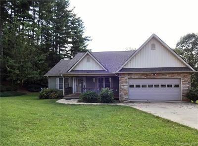 Etowah Single Family Home For Sale: 80 S Sunset Ridge Drive