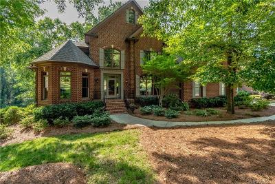 Single Family Home Under Contract-Show: 5931 Cabell View Court