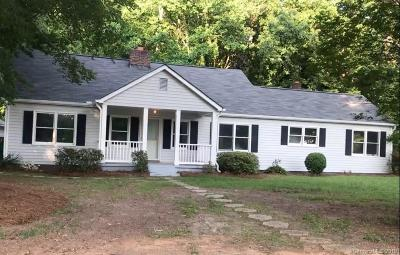 Charlotte Single Family Home For Sale: 822 Oak Street