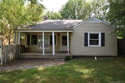 Charlotte Single Family Home For Sale: 1245 Fordham Road