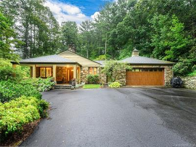 Asheville Single Family Home Under Contract-Show: 10 Pine Tree Road