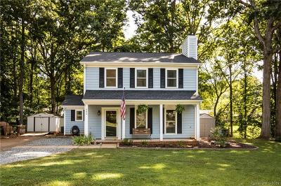 Huntersville Single Family Home Under Contract-Show: 203 Glenora Drive
