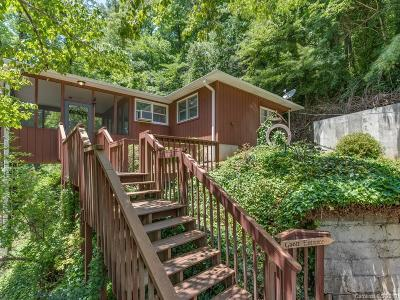 Lake Lure, Chimney Rock, Bat Cave, Black Mountain, Saluda, Mill Spring, Columbus, Tryon, Rutherfordton, Union Mills Single Family Home For Sale: 60 Ellis Pearson Lane