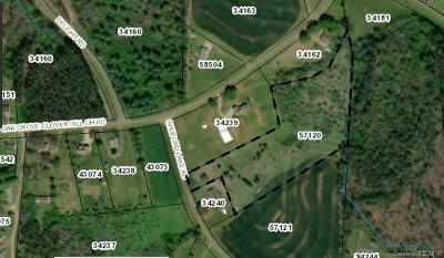 Lawndale Residential Lots & Land For Sale: 4618 Shuford Lake Road