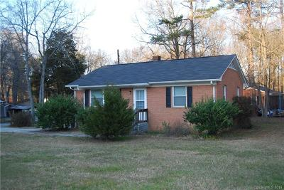 Indian Trail Single Family Home For Sale: 5635,  5649,  5651 Old Monroe Road #6