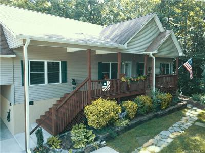 Transylvania County Single Family Home For Sale: 168 Sky View Terrace