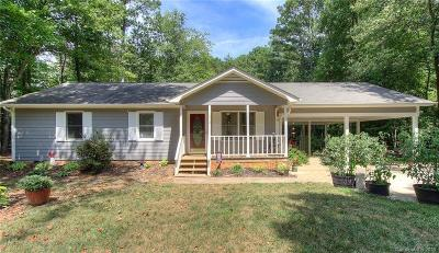Waxhaw Single Family Home Under Contract-Show: 1412 Majestic Forest Lane