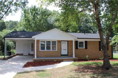 Gastonia Single Family Home Under Contract-Show: 4708 Helen Avenue