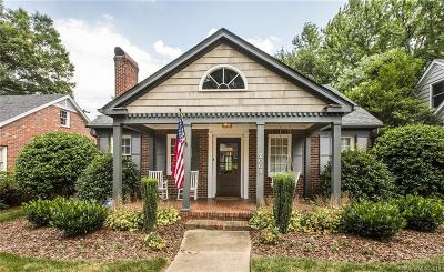 Dilworth Single Family Home Under Contract-Show: 2009 Charlotte Drive