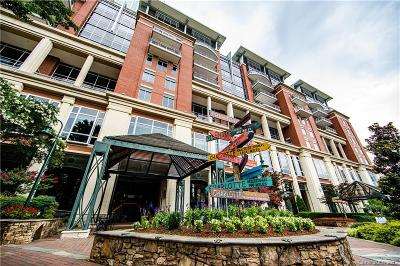 Charlotte Condo/Townhouse For Sale: 435 S Tryon Street #505