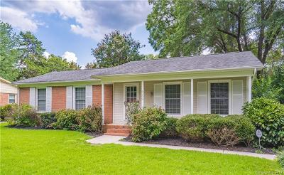 Charlotte NC Single Family Home For Sale: $325,000
