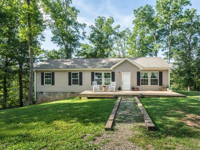 Madison County Single Family Home Under Contract-Show: 515 Grandview Road