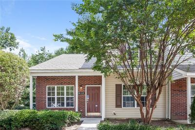 Northlake Condo/Townhouse For Sale: 8162 Rudolph Road