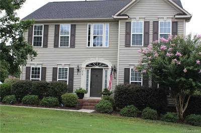Lake Wylie Single Family Home Under Contract-Show: 804 Thornapple Court