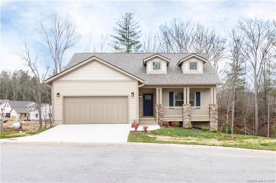 Weaverville Single Family Home For Sale: 4 Duncannon Street #20