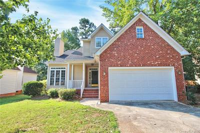 Single Family Home Under Contract-Show: 337 Market Hall Place