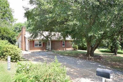 Gastonia Single Family Home Under Contract-Show: 4626 Old Mill Road