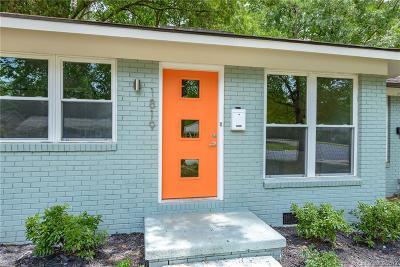 Shamrock Single Family Home For Sale: 3207 Erskine Drive