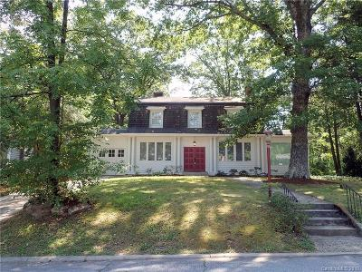 Hendersonville Single Family Home For Sale: 1612 Kensington Road