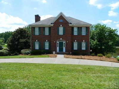 Clemmons Single Family Home For Sale: 3520 Birkdale Lake Court