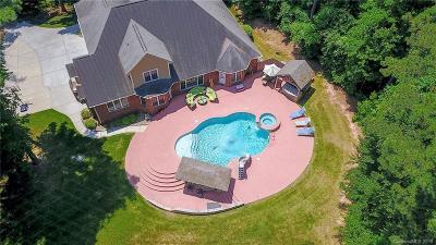 Terrell Single Family Home For Sale: 3783 Gordon Street