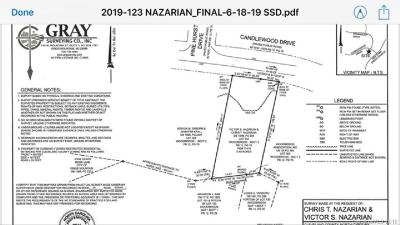 Kings Mountain Residential Lots & Land For Sale: 117 Candlewood Drive