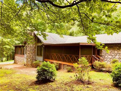 Candler Single Family Home For Sale: 45 Liberty Road