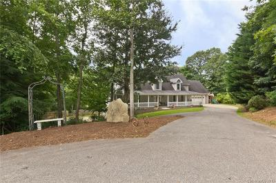 Candler Single Family Home For Sale: 15 Tanager Court